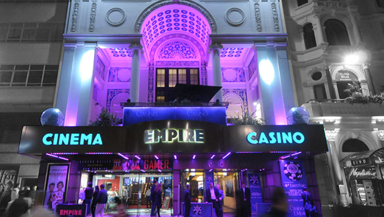 empire casino